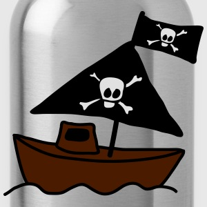 Pirate T-Shirts - Trinkflasche