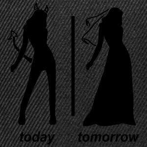 bride today tomorrow T-shirts - Snapbackkeps