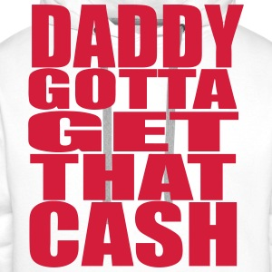 get_that_cash_1 T-shirts - Mannen Premium hoodie