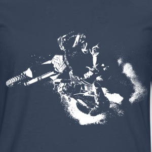 Monsters of Motocross No.37 T-Shirts - Männer Premium Langarmshirt