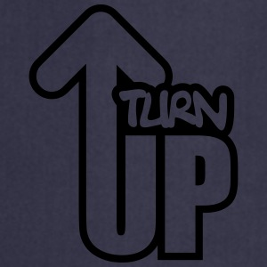 Turn Up T-Shirts - Cooking Apron