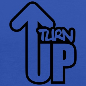 Turn Up T-Shirts - Women's Tank Top by Bella