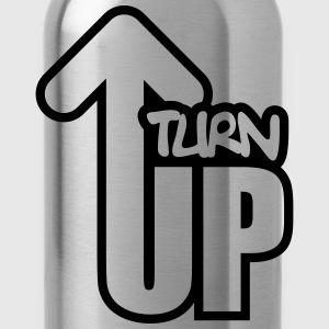 Turn Up Tee shirts - Gourde