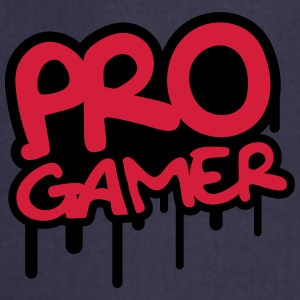 Pro Gamer Graffiti T-shirts - Keukenschort