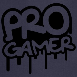 Pro Gamer Graffiti T-shirts - Förkläde