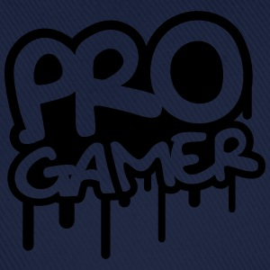 Pro Gamer Graffiti T-shirts - Basebollkeps