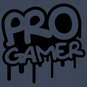 Pro Gamer Graffiti Tee shirts - T-shirt manches longues Premium Homme