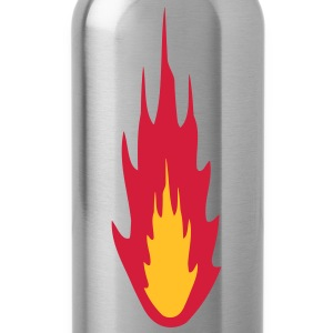 Fire T-Shirts - Water Bottle