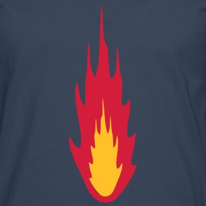 Fire T-Shirts - Men's Premium Longsleeve Shirt