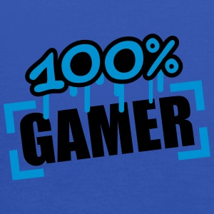100 Procent Gamer T-Shirts - Frauen Tank Top von Bella