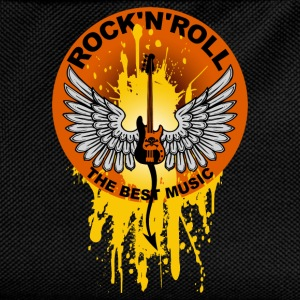 Rock 'n' Roll 01 T-Shirts - Kids' Backpack