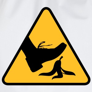 Warning Sign Banana (2c)++2013 Tee shirts - Sac de sport léger