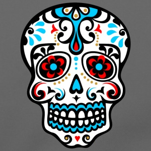 Skull, Mexico, flowers, patterns, skulls, mexican, T-Shirts - Shoulder Bag