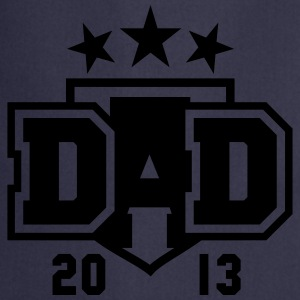DAD 2013 3star Shield Design T-Shirt WN - Tablier de cuisine