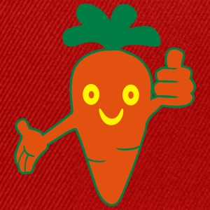 Happy Carrot Tee shirts - Casquette snapback
