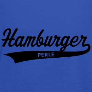 Hamburger Perle, Damen-T-Shirt - Frauen Tank Top von Bella