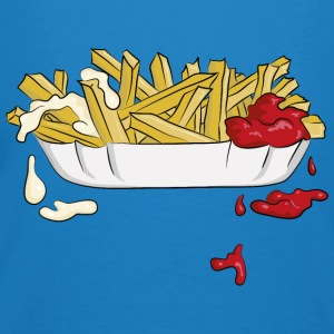 French fries Bags  - Men's Organic T-shirt
