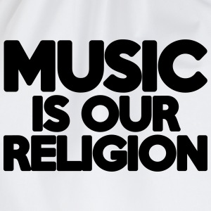 Music Religion  T-shirts - Sportstaske