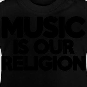 Music Religion  T-Shirts - Baby T-Shirt
