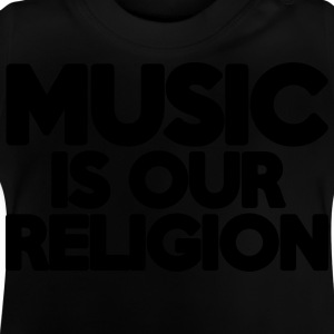 Music Religion  Shirts - Baby T-shirt