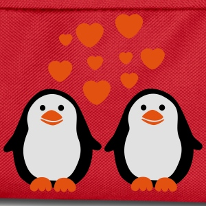 Penguins in Love T-shirts - Ryggsäck för barn