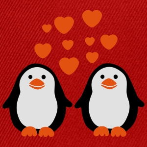 Penguins in Love T-shirts - Snapbackkeps