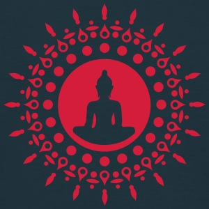 Buddha meditation, yoga, Buddhism, enlightenment Sweaters - Mannen T-shirt