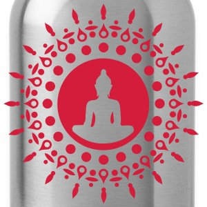 Buddha meditation, yoga, Buddhism, enlightenment Hoodies & Sweatshirts - Water Bottle