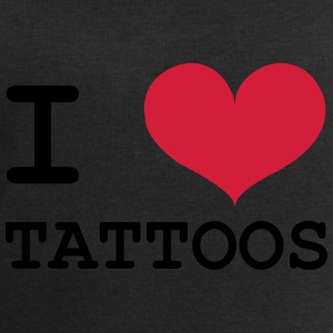 I Love Tattoos Tee shirts - Sweat-shirt Homme Stanley & Stella