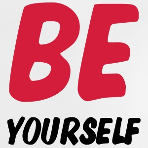 BE Yourself ! Skjorter - Baby-T-skjorte
