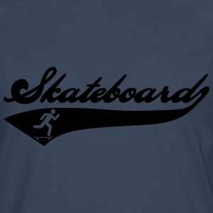 Skateboard Team Sweat-shirts - T-shirt manches longues Premium Homme