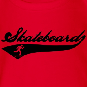 Skateboard Team Tee shirts - Body bébé bio manches courtes