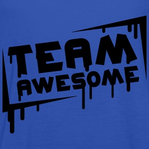 Team Awesome T-Shirts - Women's Tank Top by Bella