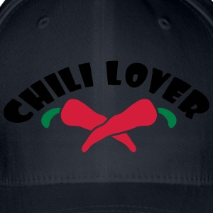 Chili Lover Tee shirts - Casquette Flexfit
