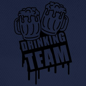 Beer Drinking Team T-Shirts - Baseball Cap