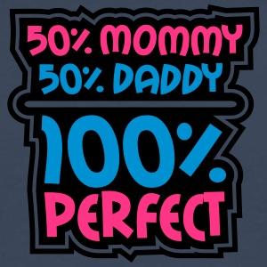 100 Procent Perfect T-shirts - Herre premium T-shirt med lange ærmer
