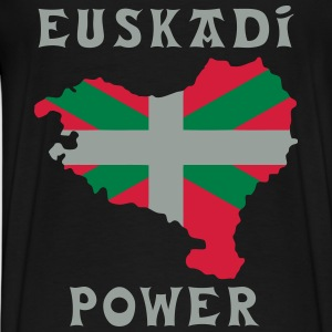 euskadi power 2 Hoodies & Sweatshirts - Men's Premium T-Shirt