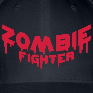 Zombie Fighter Tee shirts - Casquette Flexfit