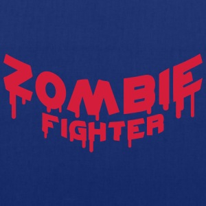 Zombie Fighter Camisetas - Bolsa de tela