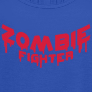 Zombie Fighter T-shirts - Vrouwen tank top van Bella