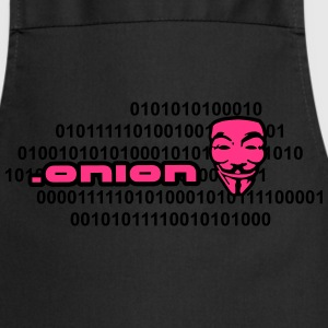.onion anonymous T-Shirts - Cooking Apron