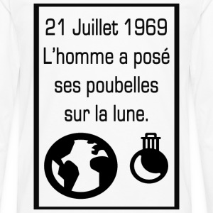 moongarbage - T-shirt manches longues Premium Homme