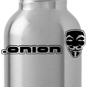 .onion anonymous T-Shirts - Trinkflasche