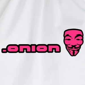 .onion anonymous T-shirts - Sportstaske