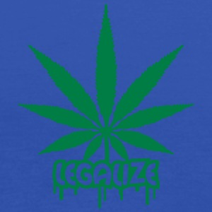 Legalize Weed Graffiti T-Shirts - Women's Tank Top by Bella