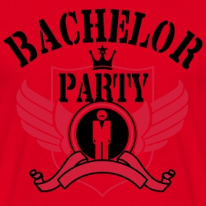 Bachelor Party Sweatshirts - Herre-T-shirt