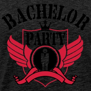 Bachelor Party Pullover & Hoodies - Männer Premium T-Shirt