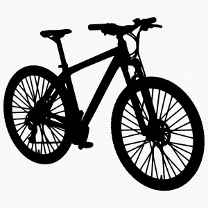 Mountain bike Skjorter - Premium langermet T-skjorte for menn