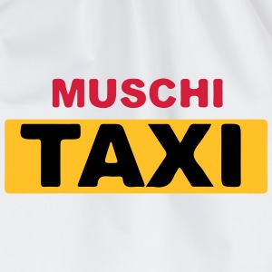 MUSCHI TAXI T-skjorter - Gymbag
