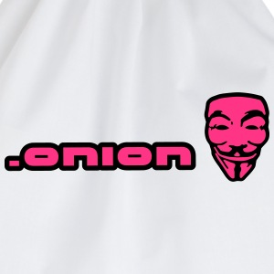 .onion anonymous T-Shirts - Turnbeutel